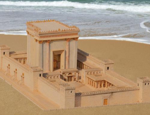 Un château de sable pas comme les autres